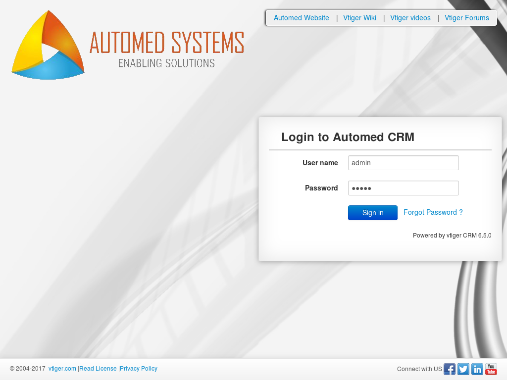 Automed Crm Competitors, Revenue and Employees - Owler