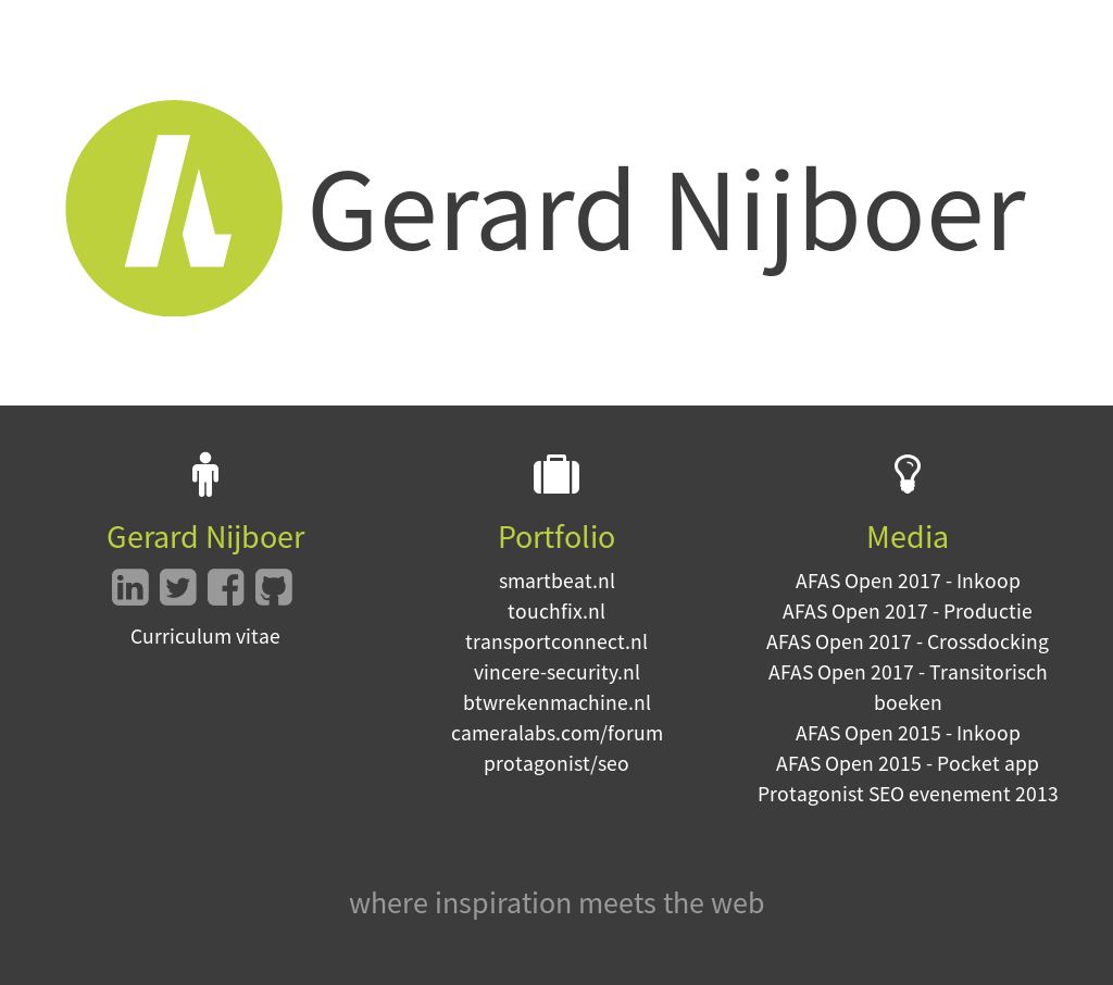 Gerard Nijboer Competitors, Revenue and Employees - Owler Company