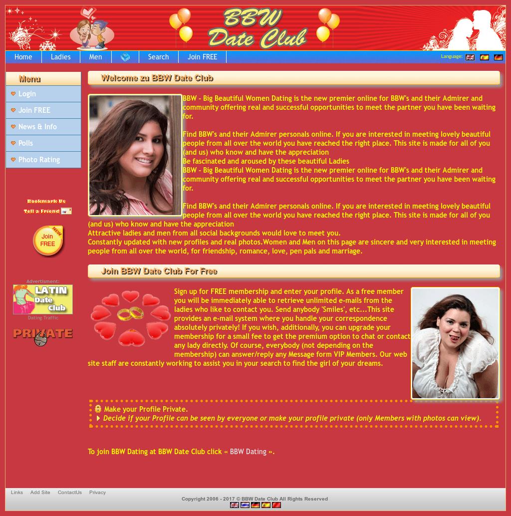 Bbw free website