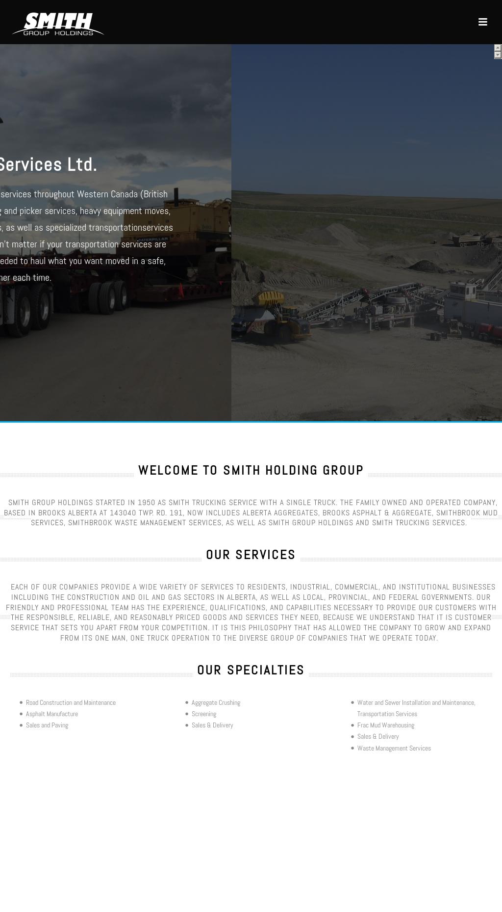 Alberta Aggregates Competitors, Revenue and Employees