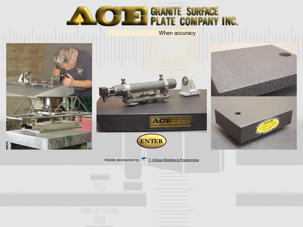 Ace Granite Surface Plate Company Competitors, Revenue and