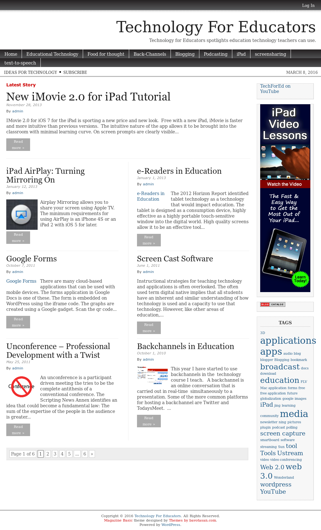 Technology For Educators Competitors, Revenue and Employees - Owler