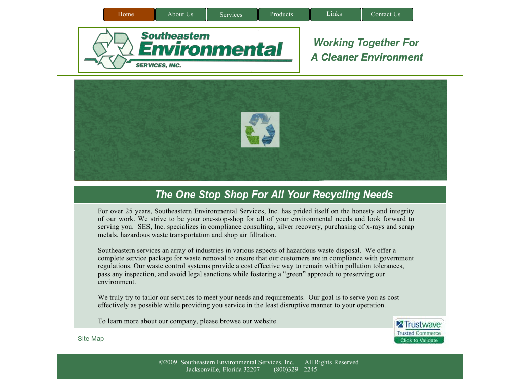 Southeastern Environmental Services Competitors, Revenue and