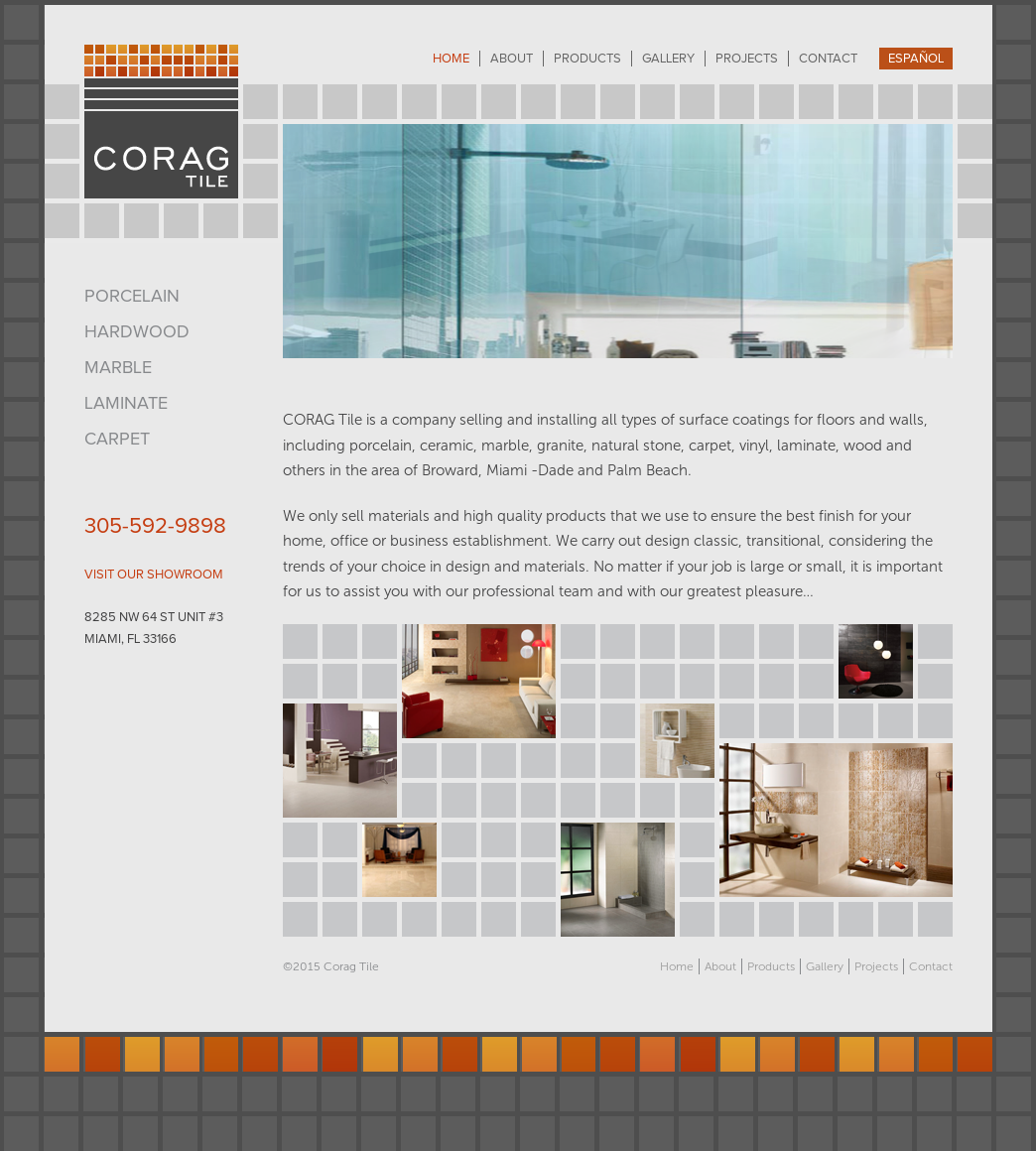 Corag tile competitors revenue and employees owler company profile corag tile website history dailygadgetfo Image collections