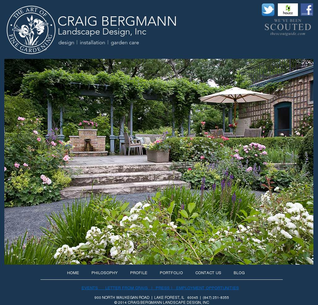 Craig Bergmann Ldscp Design Competitors Revenue And Employees