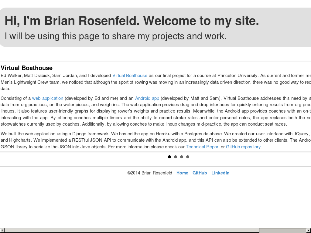 Brian Rosenfeld Competitors, Revenue and Employees - Owler