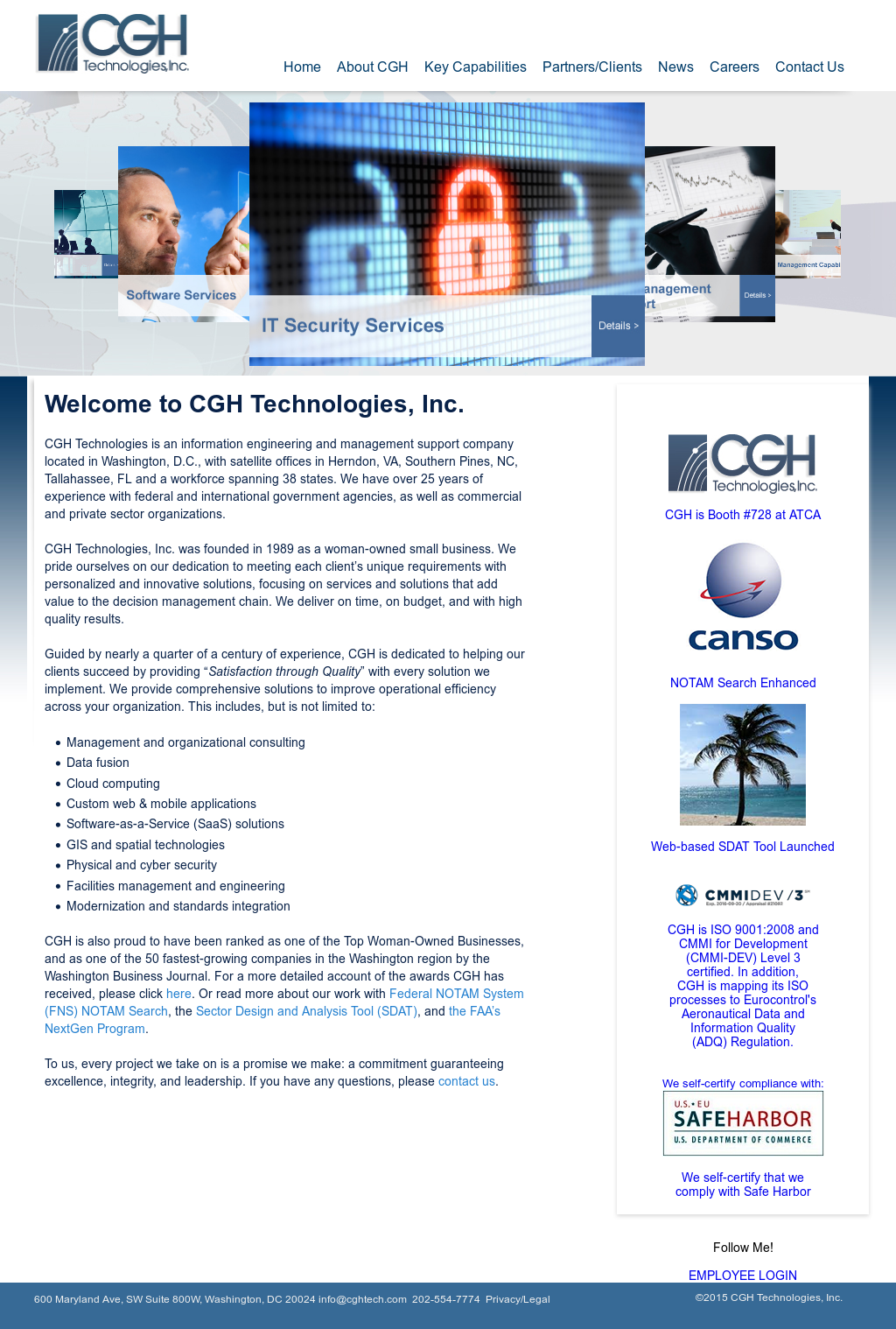 Cgh Technologies S Competitors Revenue Number Of Employees Funding Acquisitions News Owler Company Profile