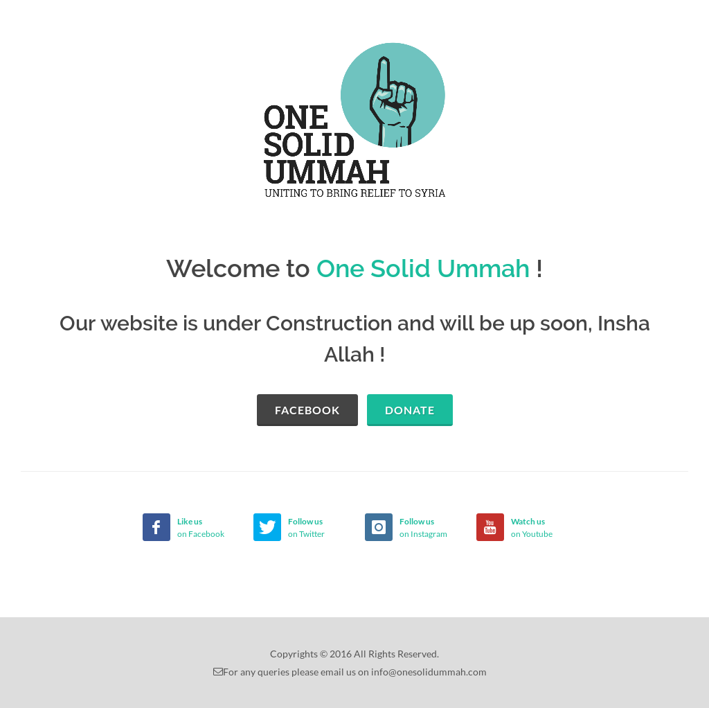 One Solid Ummah Competitors, Revenue and Employees - Owler Company