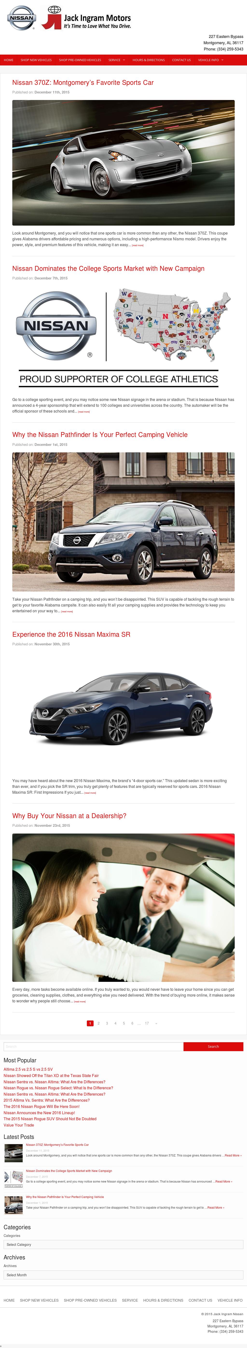 Jack Ingram Nissan >> Jack Ingram Nissan Competitors Revenue And Employees