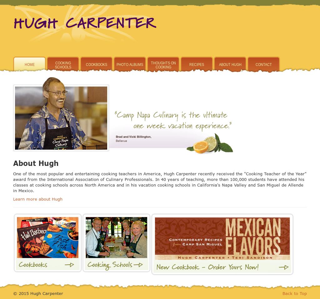 Hugh Carpenter Competitors, Revenue and Employees - Owler