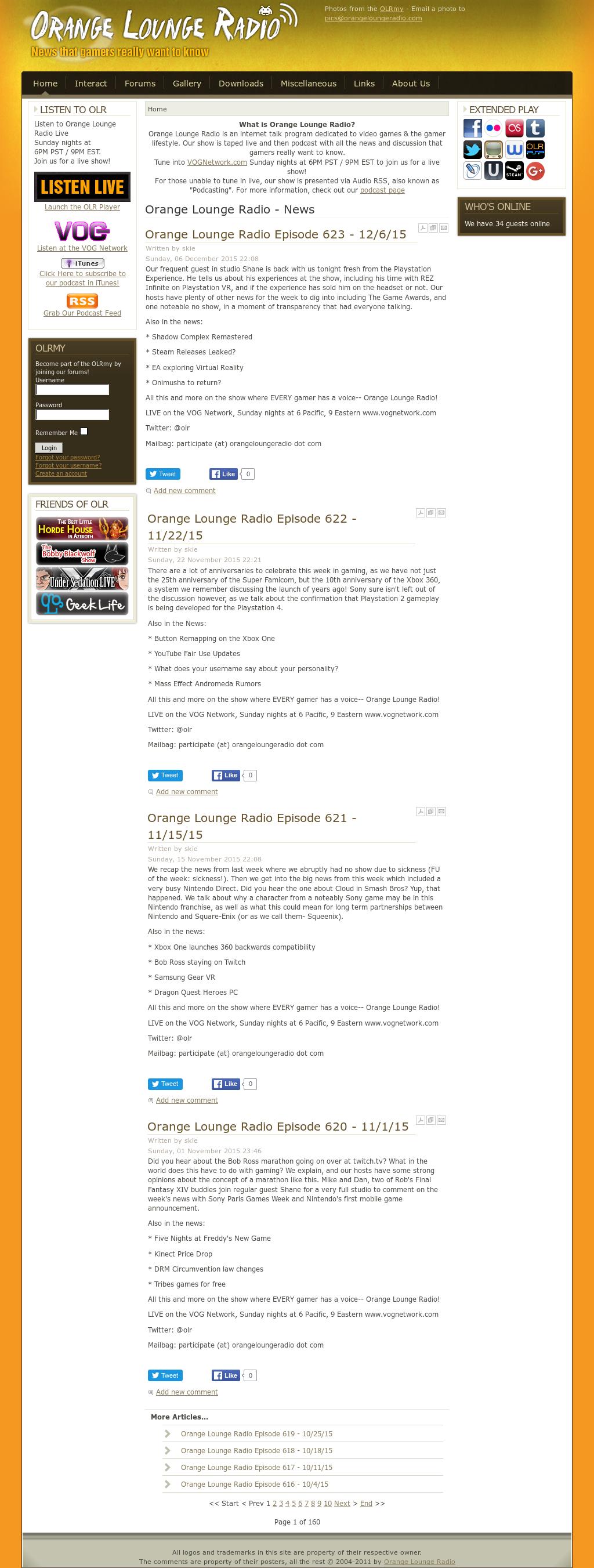 Orange Lounge Radio Competitors, Revenue and Employees - Owler