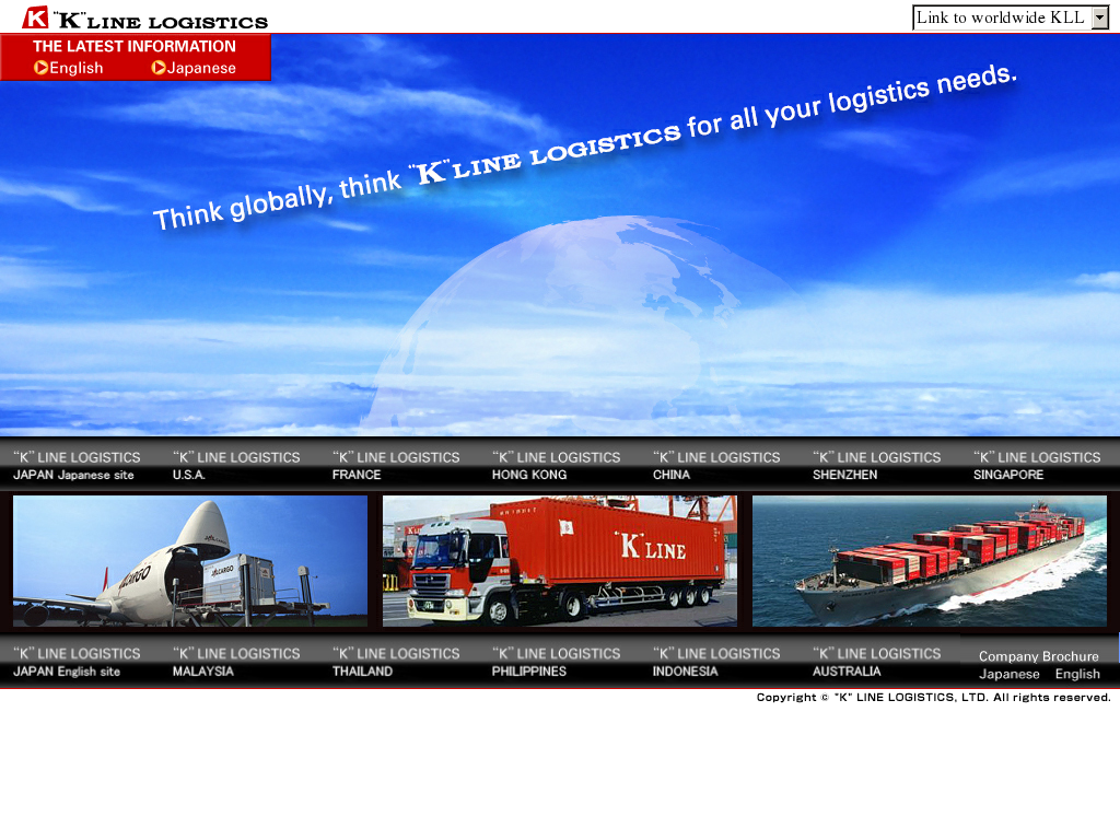 K Line Logistics Indonesia
