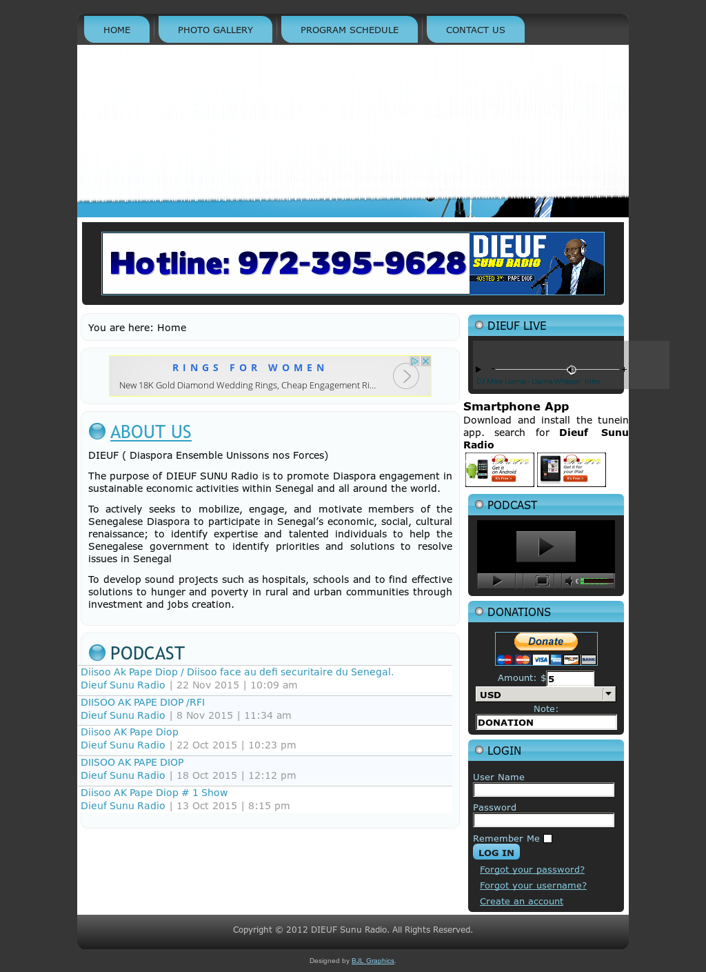 Dieuf Sunu Radio Competitors, Revenue and Employees - Owler