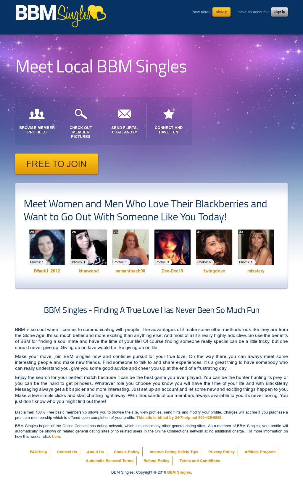 BBM dating online Wat is de leeftijdsgrens voor dating in Texas