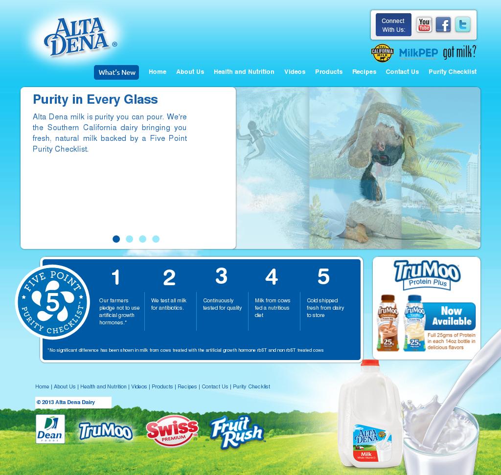Alta Dena Dairy Competitors Revenue And Employees Owler Company