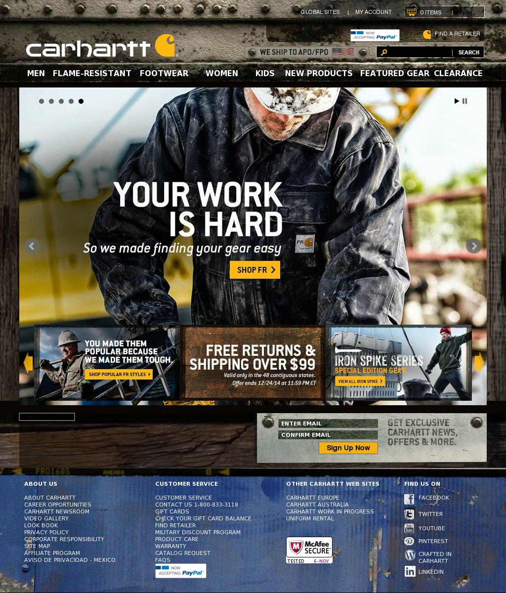 6397d43b122 Carhartt Competitors, Revenue and Employees - Owler Company Profile