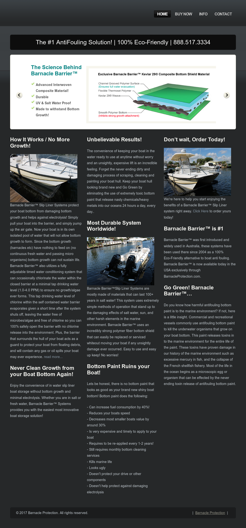 Barnacle Protection Competitors, Revenue and Employees - Owler