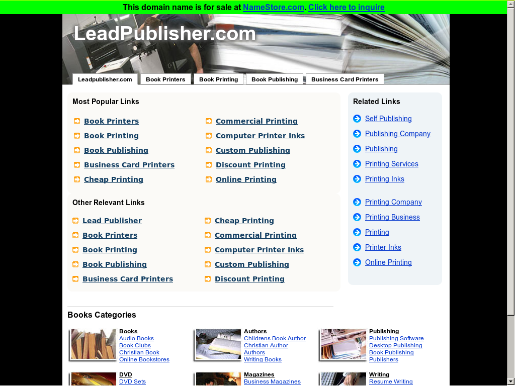 Lead Publisher Competitors, Revenue and Employees - Owler Company