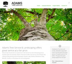 Adam S Tree Service Of Houston And Katy Website History