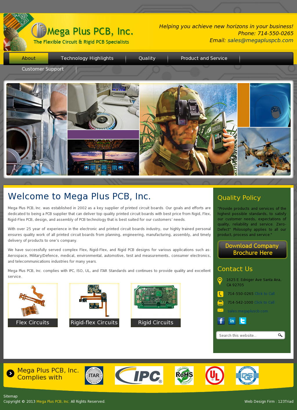 Mega Plus PCB Competitors, Revenue and Employees - Owler Company Profile