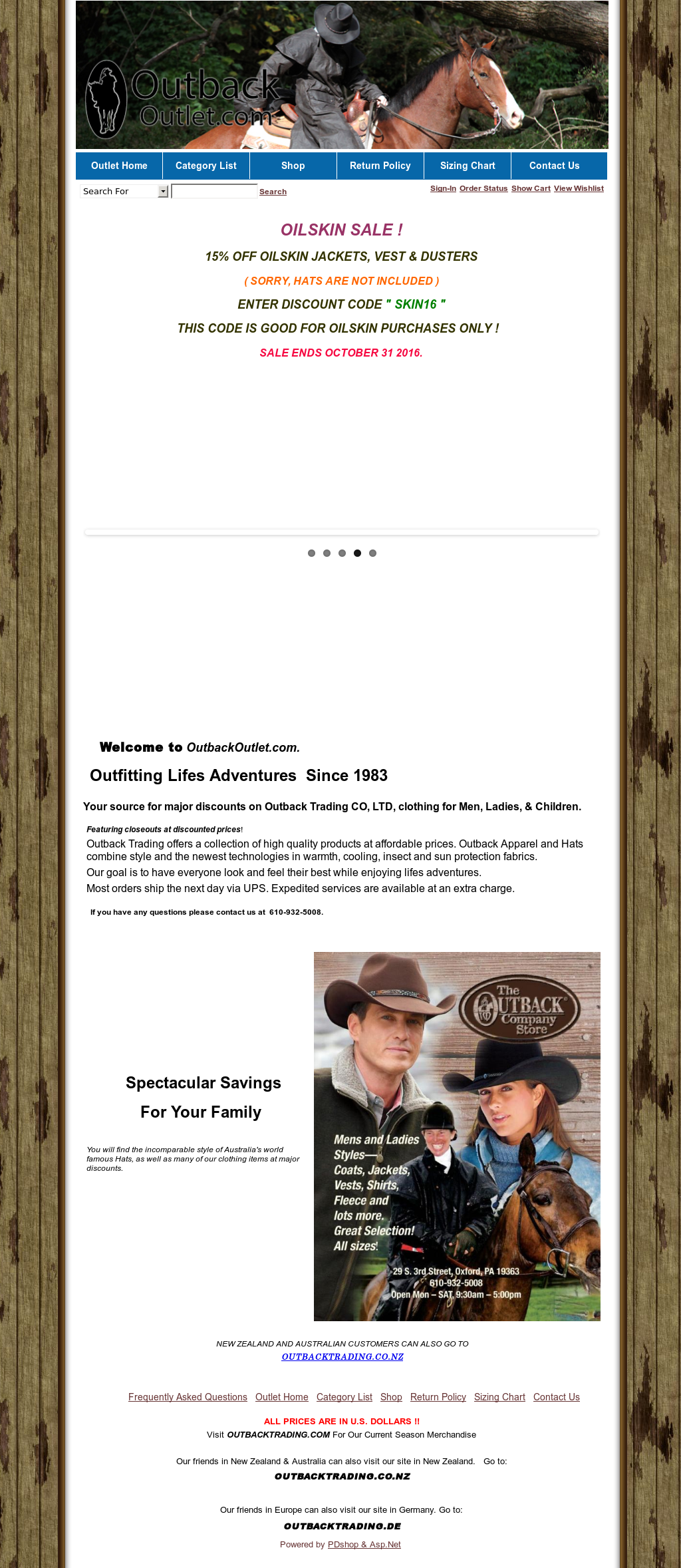 Outback Trading Company Competitors, Revenue and Employees