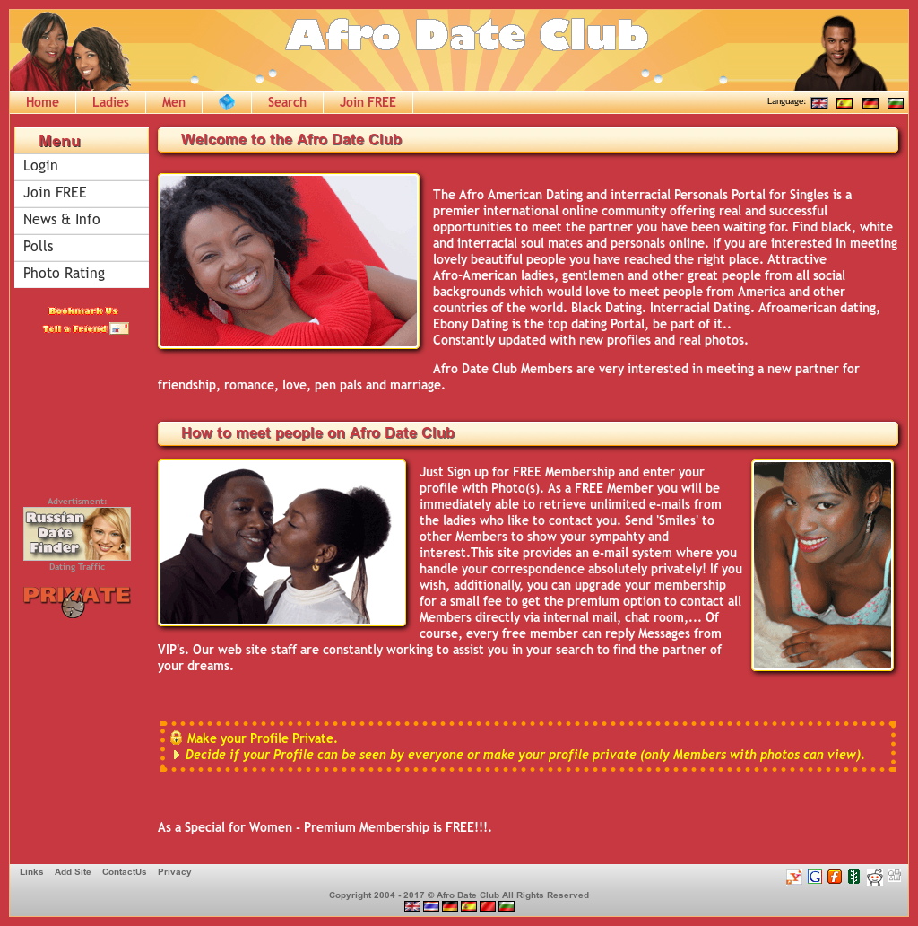 Afro Date Club Competitors, Revenue and Employees - Owler Company