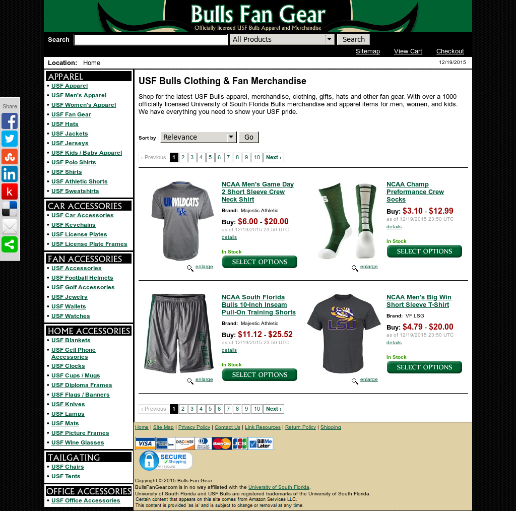 Bulls Fan Gear Competitors, Revenue and Employees - Owler Company ...