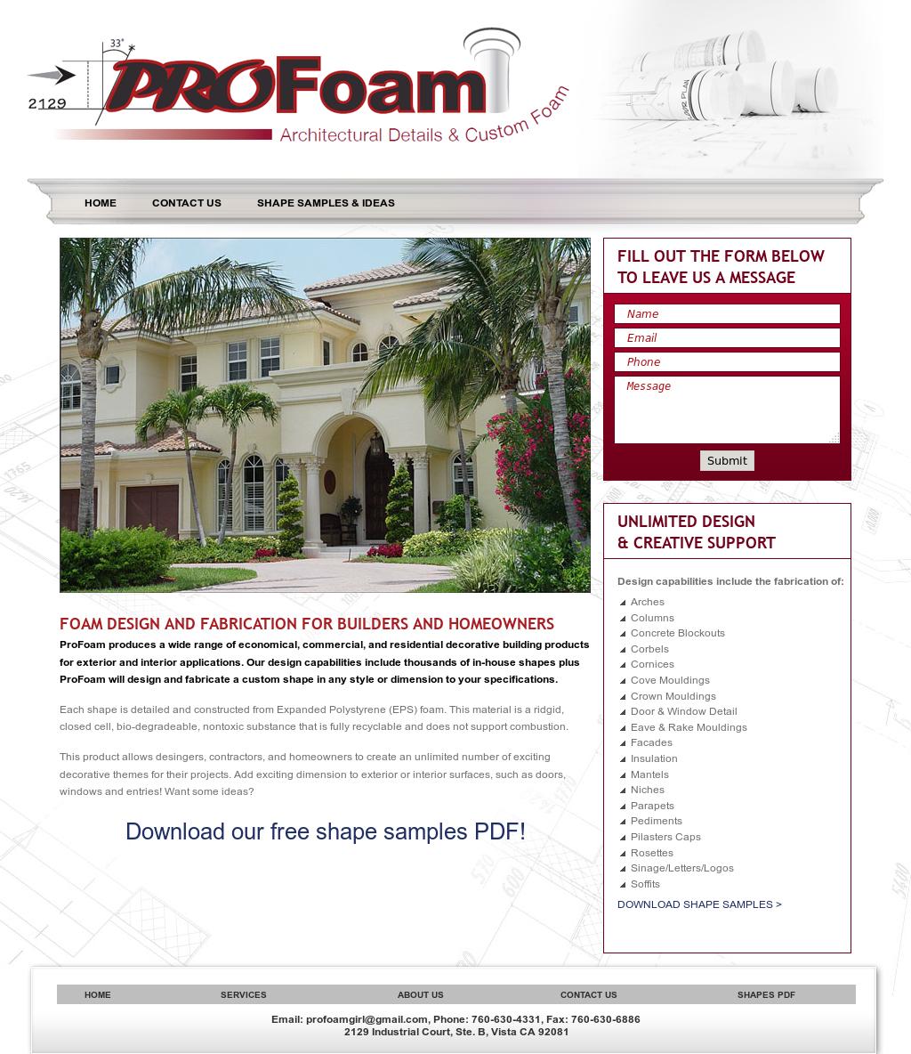 Pro Foam Competitors, Revenue and Employees - Owler Company Profile