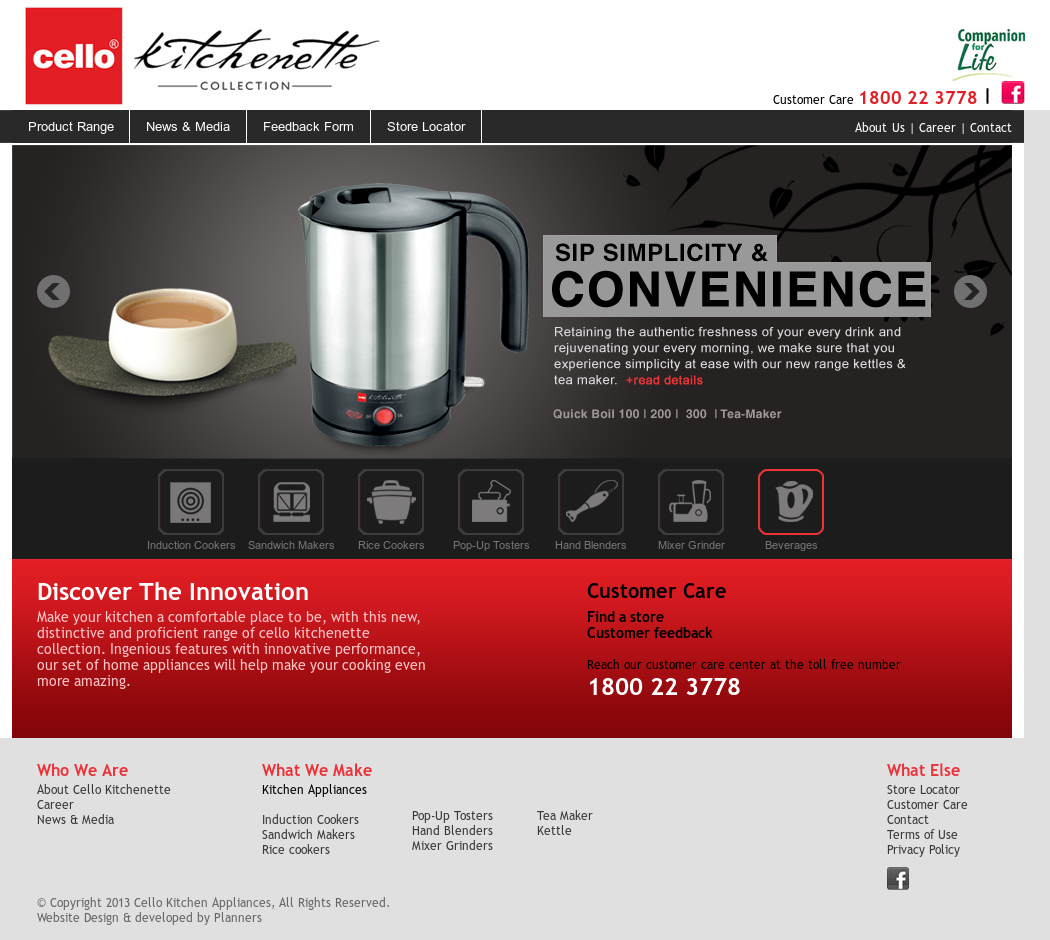 Cello Kitchen Appliances Competitors, Revenue and Employees - Owler ...