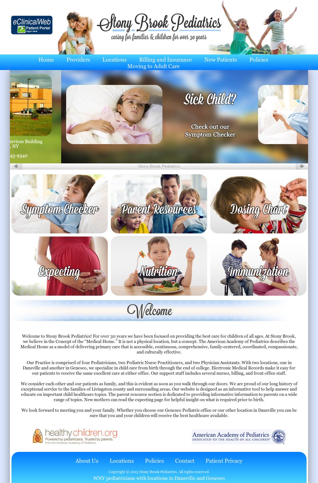 Stony Brook Pediatrics Competitors, Revenue and Employees - Owler