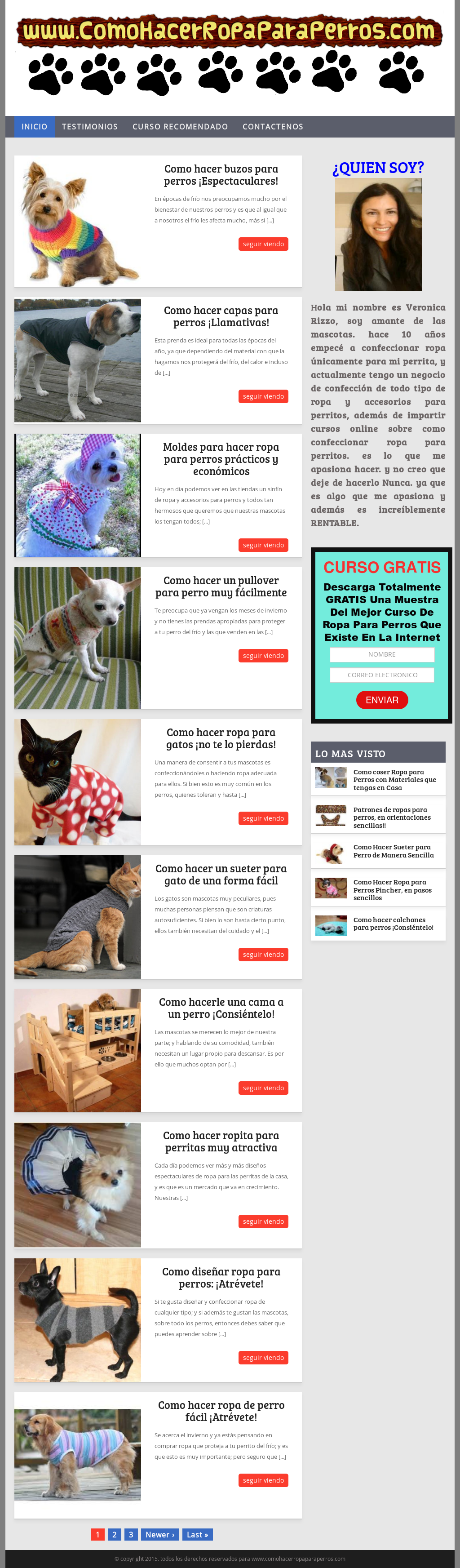 Como Hacer Ropa Para Perros Competitors, Revenue and Employees ...