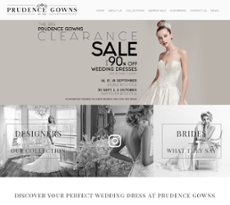 Prudence Gowns Competitors, Revenue and Employees - Owler Company Profile