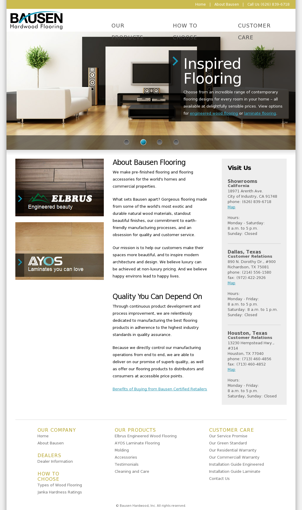 Bausen Hardwood Competitors Revenue And Employees Owler Company Profile