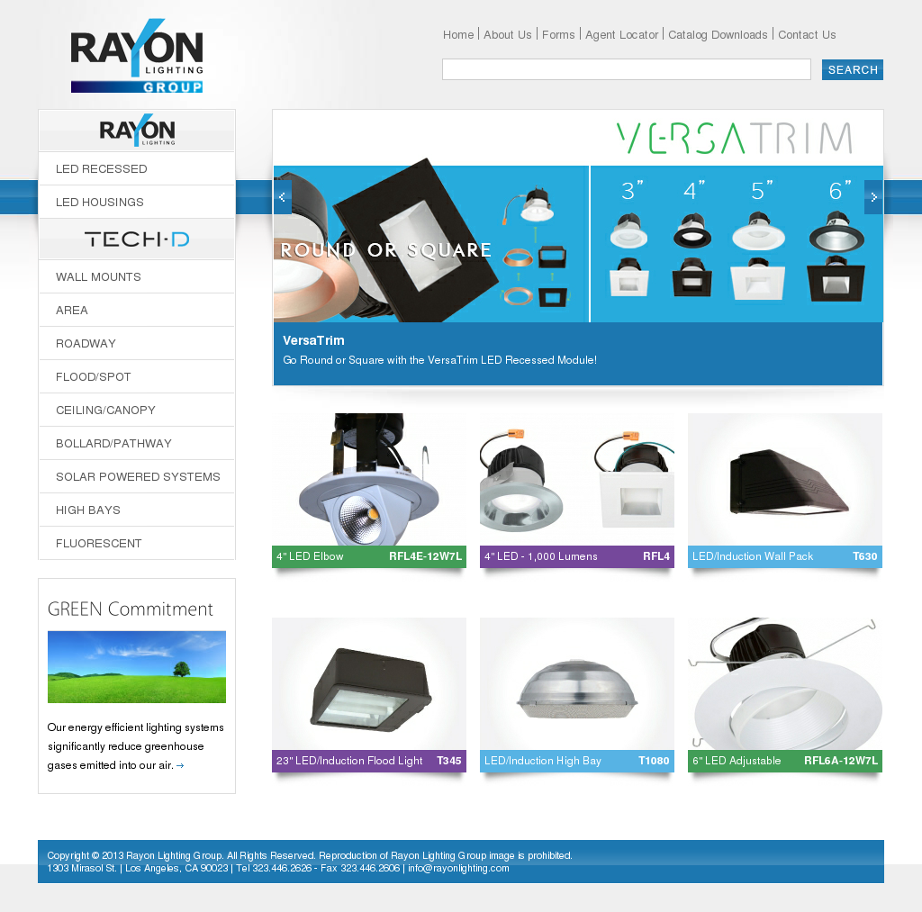 rayon lighting group competitors revenue and employees owler