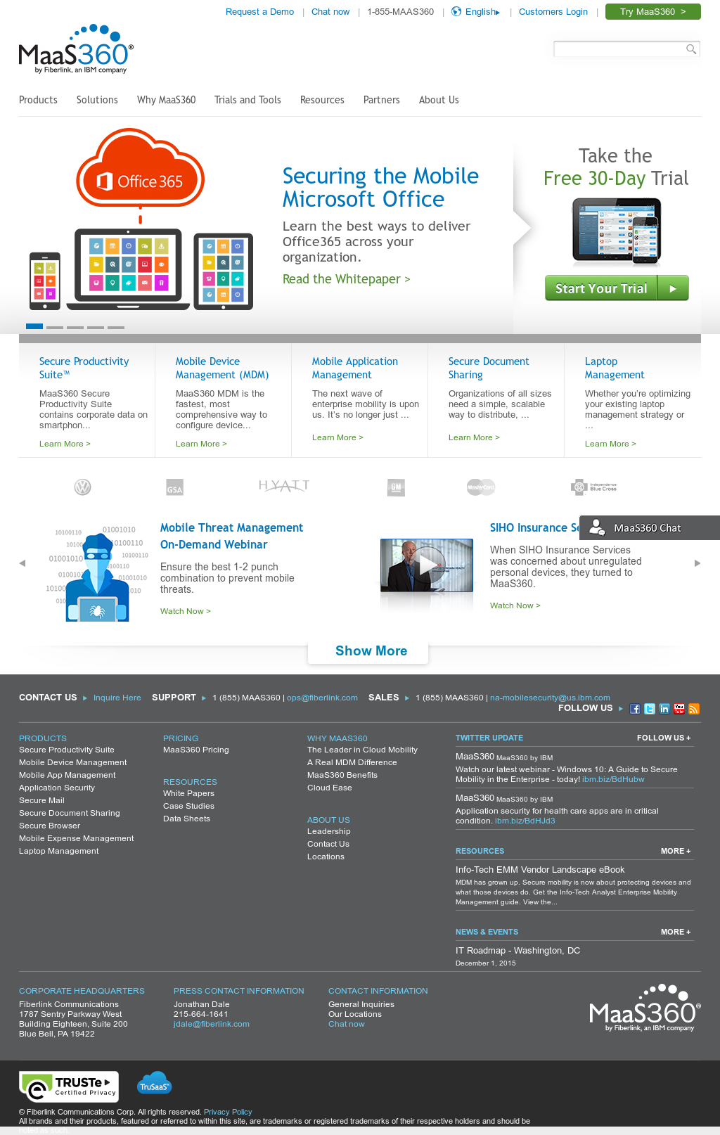 MaaS360 Competitors, Revenue and Employees - Owler Company