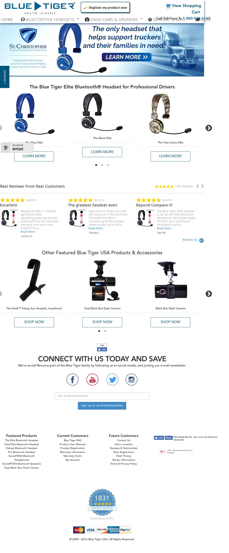 a8d0fac24f4 Bluetigerusa Competitors, Revenue and Employees - Owler Company Profile
