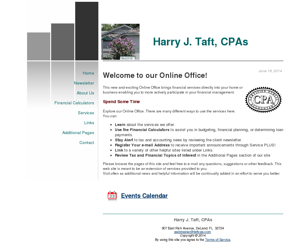 Harry J. Taft, CPA\'s Competitors, Revenue and Employees - Owler ...