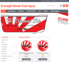 Overnight Decals From Japan Company Profile Owler - Overnight decals from japan