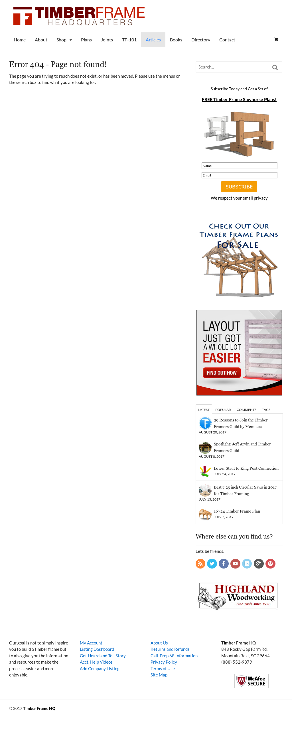 Timber Frame Joints Competitors, Revenue and Employees