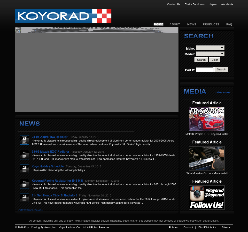 Koyorad Racing Competitors Revenue And Employees Owler Company Acura Cooling System Diagram Profile