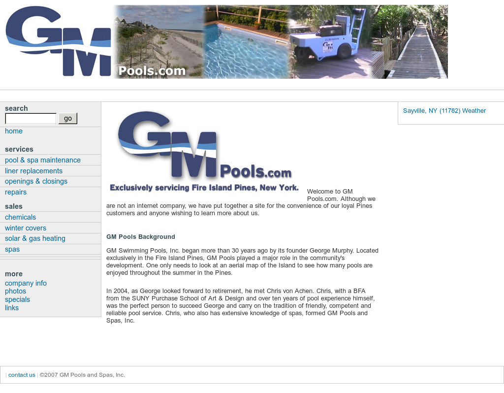 Gm Pools And Spas Competitors, Revenue and Employees - Owler