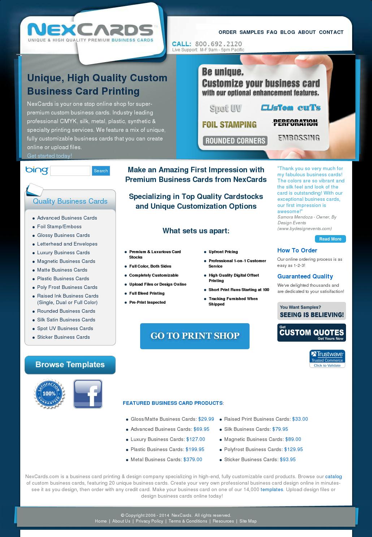 Nexcards competitors revenue and employees owler company profile colourmoves