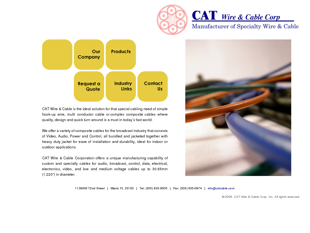 Cat Wire Cable Competitors Revenue And Employees Owler Company Home Wiring Profile