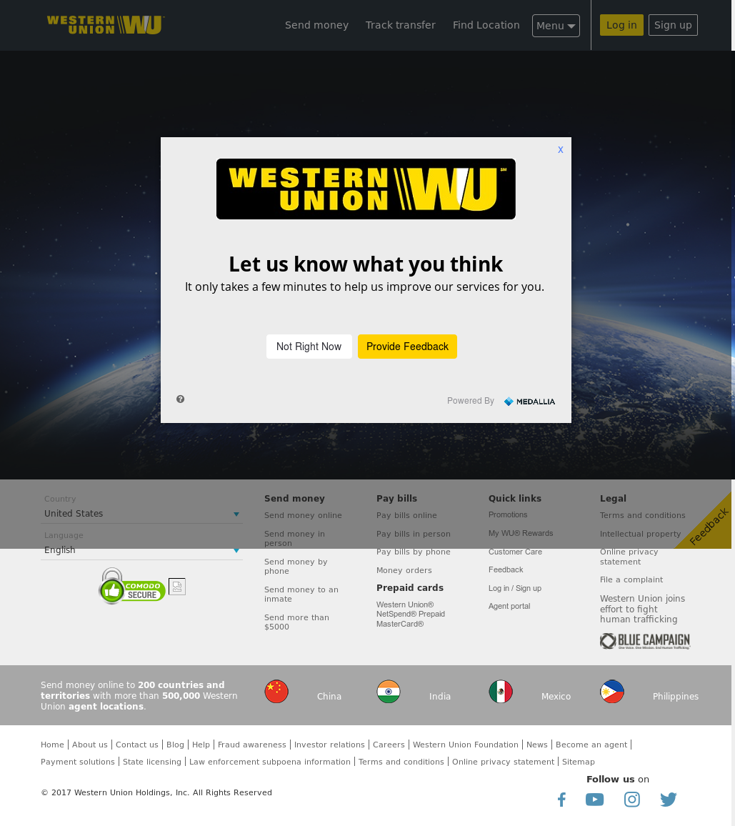Western Union Competitors, Revenue and Employees - Owler