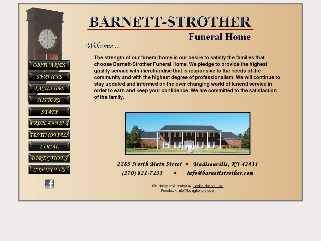 Barnett Strother Competitors Revenue And Employees Owler Company