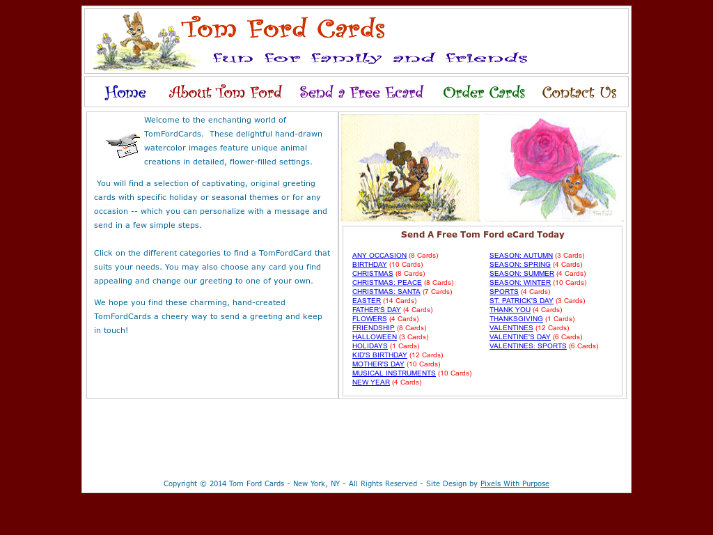 ec6eb0d89ed Tom Ford Cards Competitors
