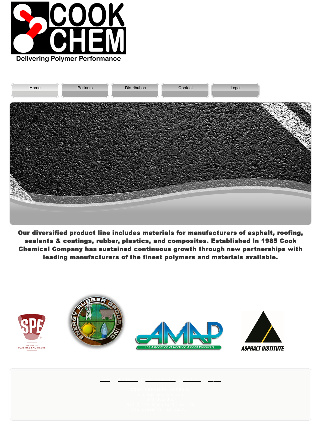 cook composites & polymers co