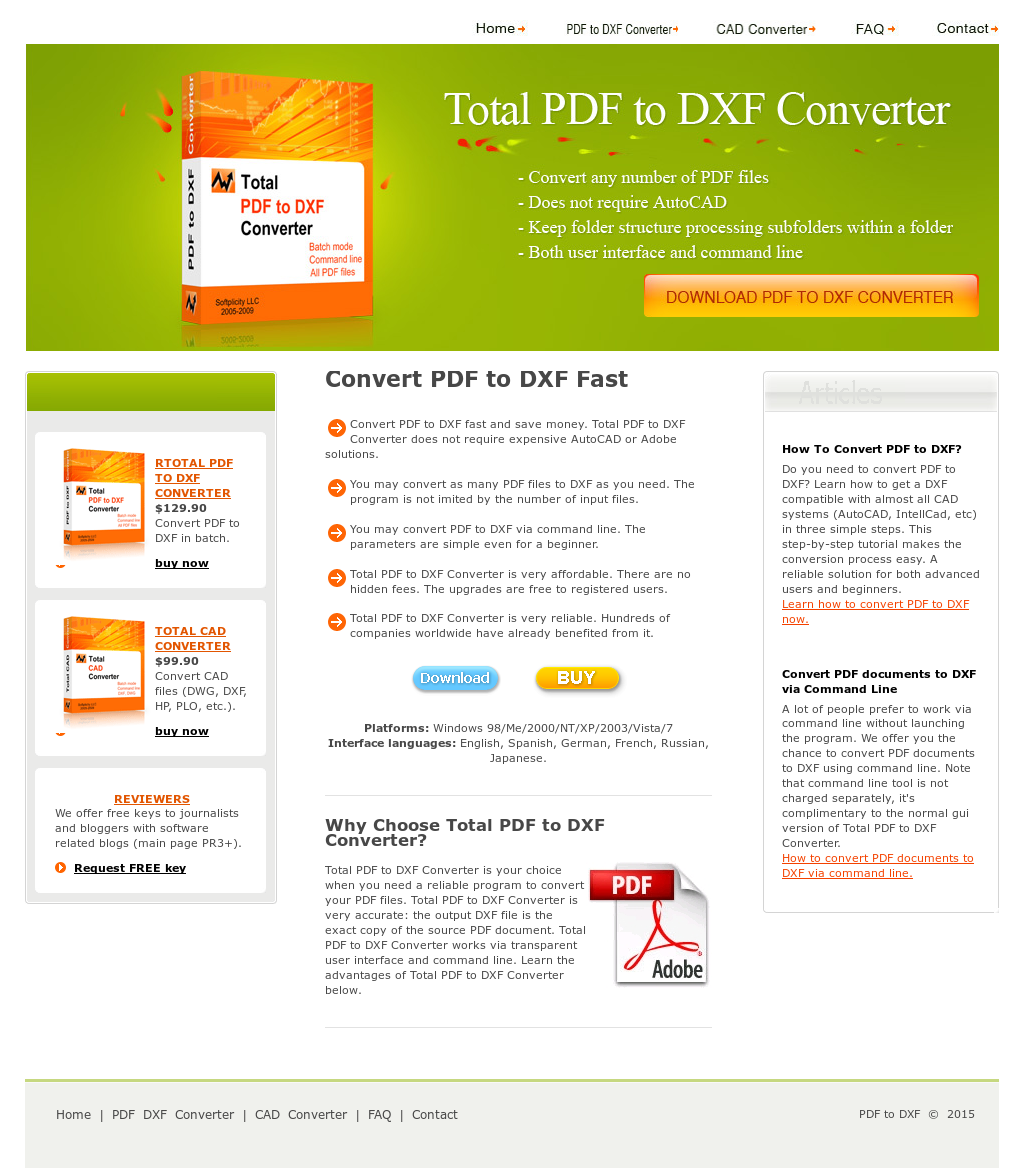 Pdf To Dxf Competitors, Revenue and Employees - Owler