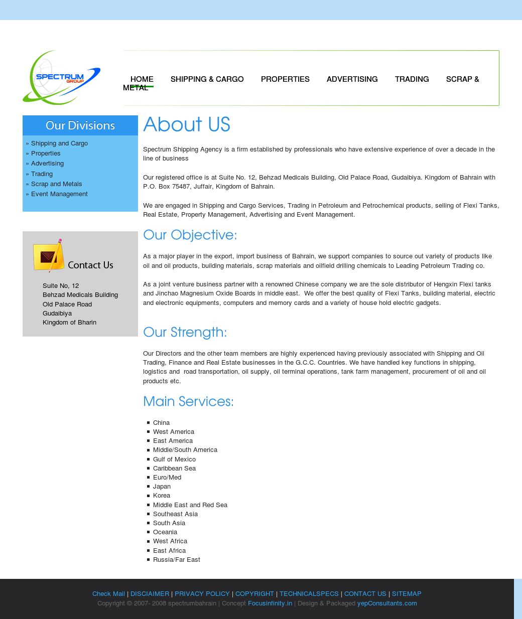 Spectrumbahrain Competitors, Revenue and Employees - Owler