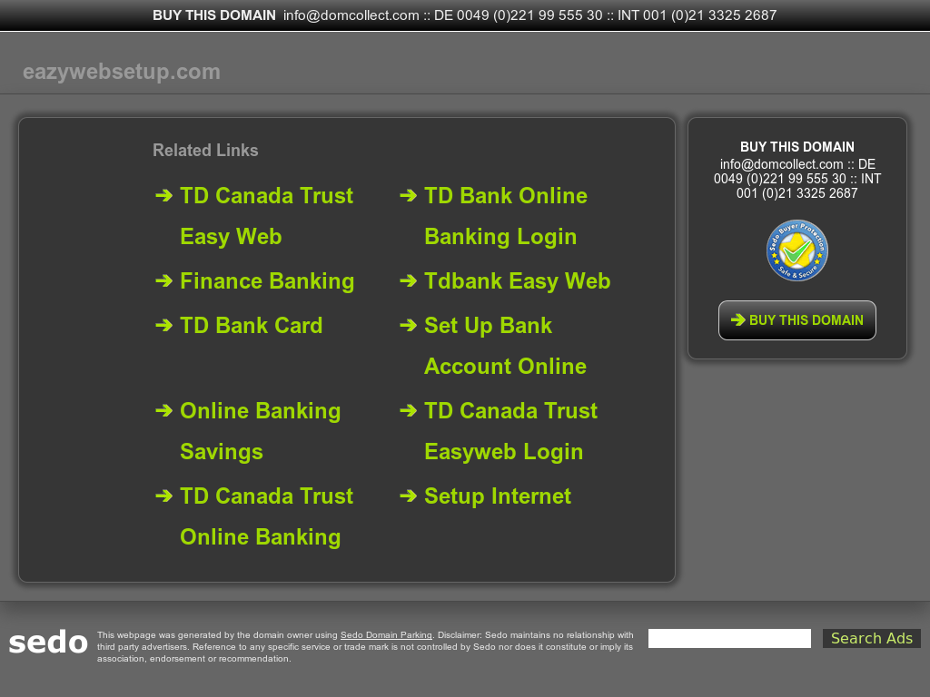 Eazywebsetup Competitors, Revenue and Employees - Owler Company Profile